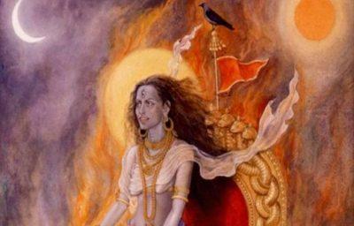 Джумхвати богиня Мулы