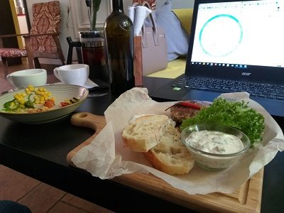 Обед эзотерика