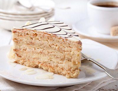 Эстерхази астрологический десерт