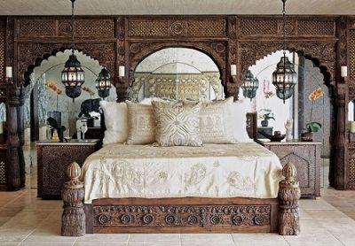 Кровать символ пурва пхалгуни