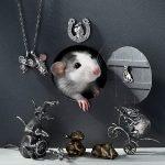 Год белой металлической крысы