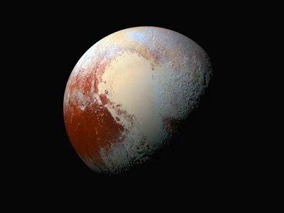 Свойства Плутона