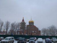Церковь Пантелеймона