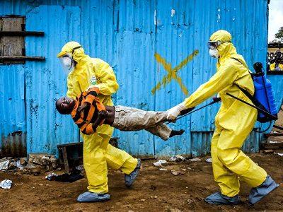 Эбола Африка
