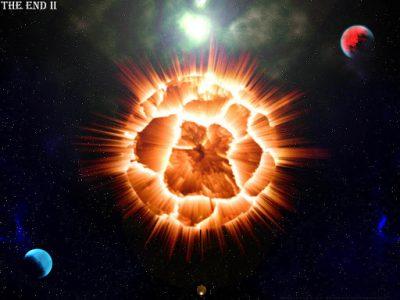 Взрыв Марса