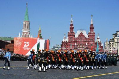 Символизм парада