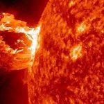 Причиной землетрясений может быть Солнце