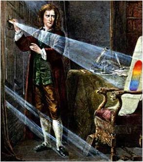 Ньютон спектр алхимия