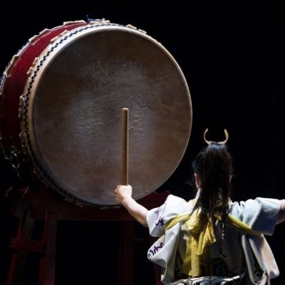 Барабан символ Джаништхы