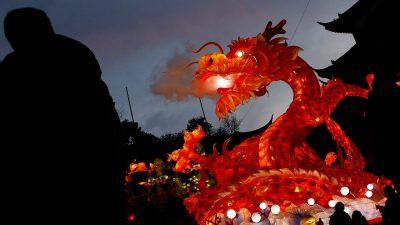 Дракон китайские традиции