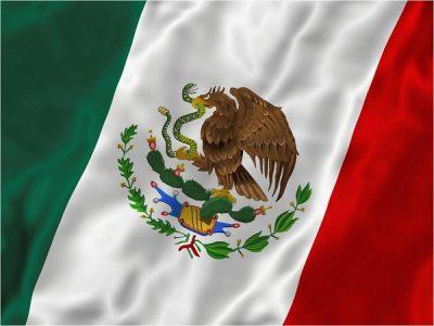 Флаг Мексики - легенда