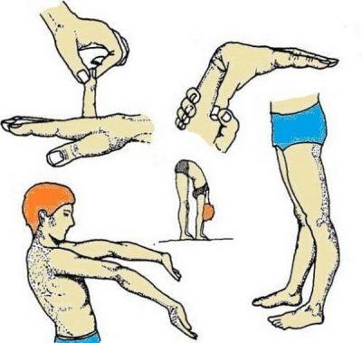 Гибермобильность суставов тест