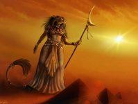 Богиня жары